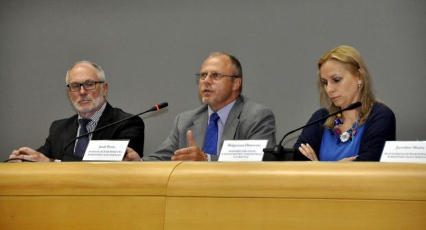 Komisja Wspólna Rządu i Samorządu Terytorialnego bez… przedstawicieli rządu