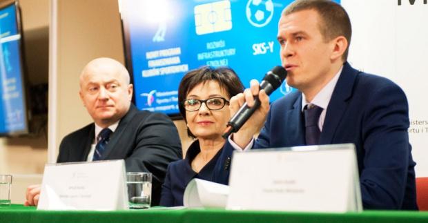 Konferencja w resorcie sportu i turystyki (got.msport.gov.pl)