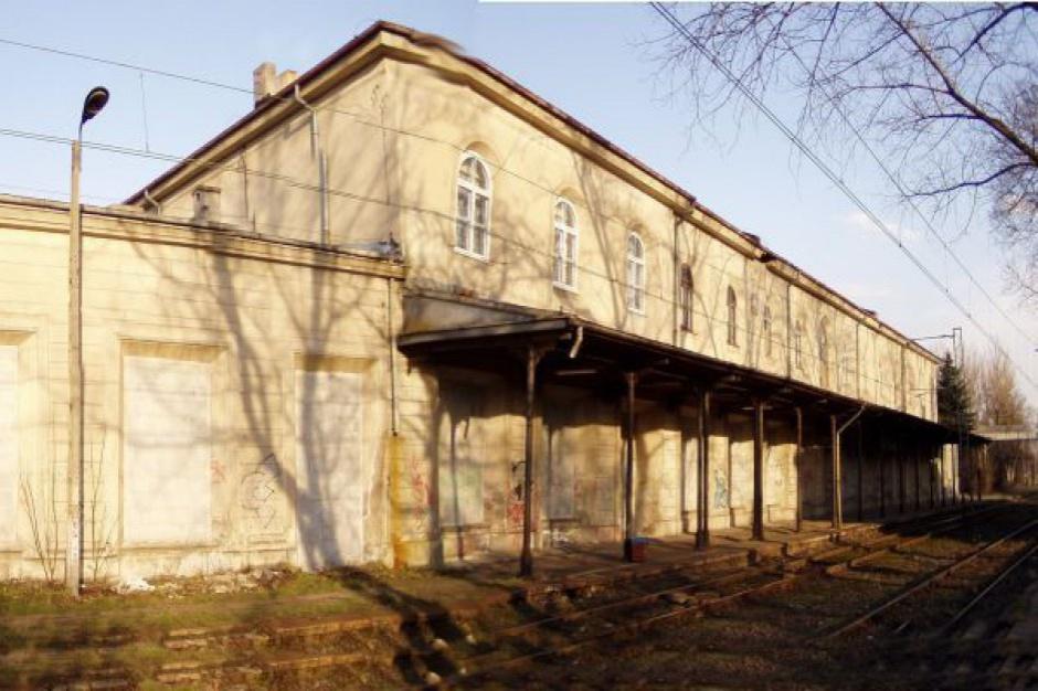 Dworzec w Maczkach: Władze Sosnowca spodziewają się pozytywnej decyzji kolejarzy