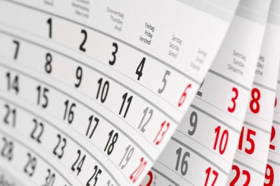 Samorządy: Kalendarium wydarzeń 18-24 stycznia 2016 r.