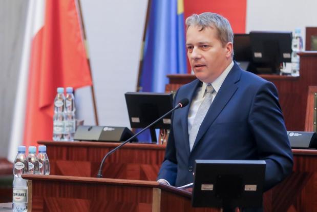 Marszałek Wojciech Saługa chce Śląskiego Instytutu Onkologii