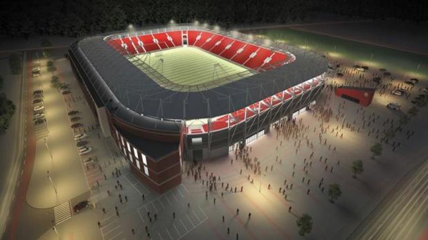 Zadaszenie dla stadionu miejskiego w Łodzi