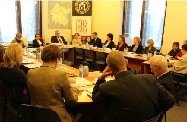 Dyskusja o systemie oświaty (fot.men.gov.pl)