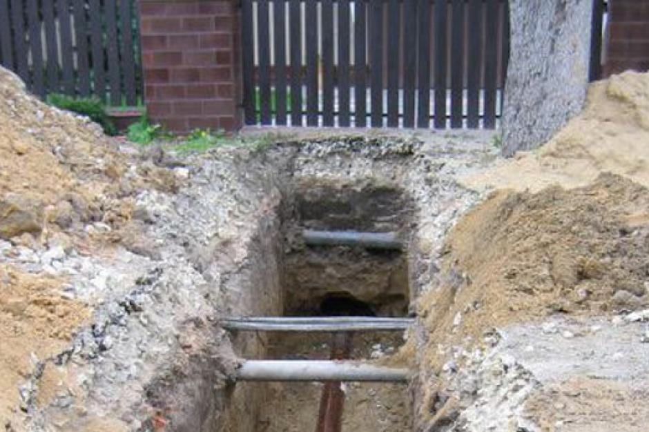 Kanalizacja: zbudować to jedno, drugie zachęcić mieszkańców do przyłączenia