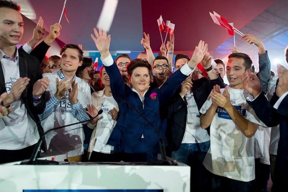 PiS wygrało wybory parlamentarne (fot. facebook.com/pisorgpl)