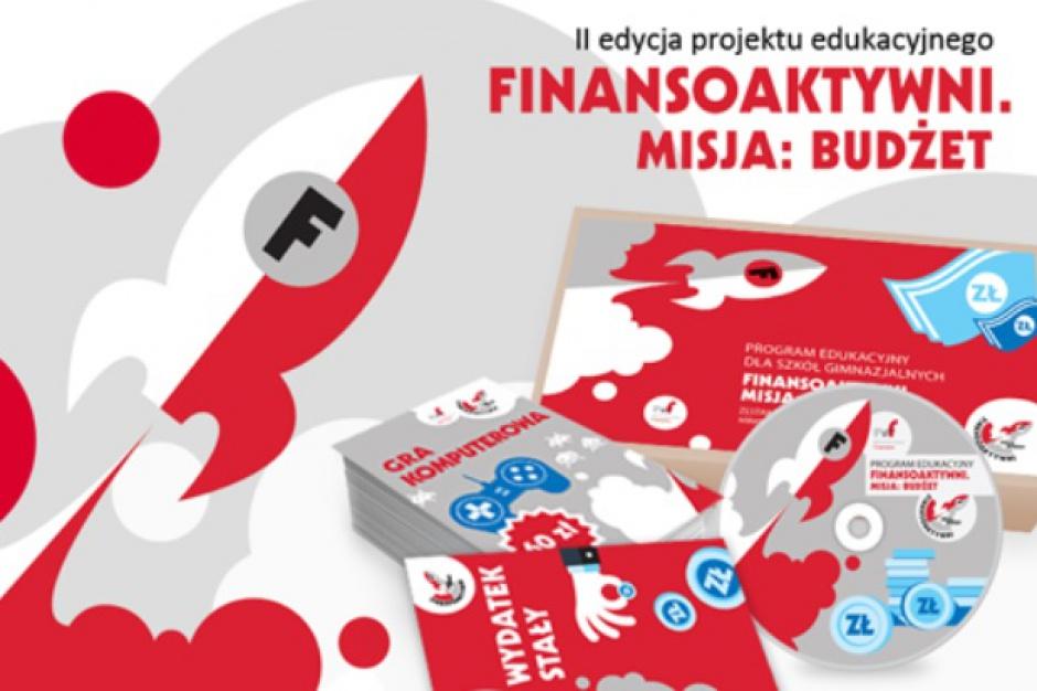 """""""Finansoaktywni. Misja: Budżet"""": Ministerstwo Finansów chce zapoznać uczniów z pojęciem budżetu"""