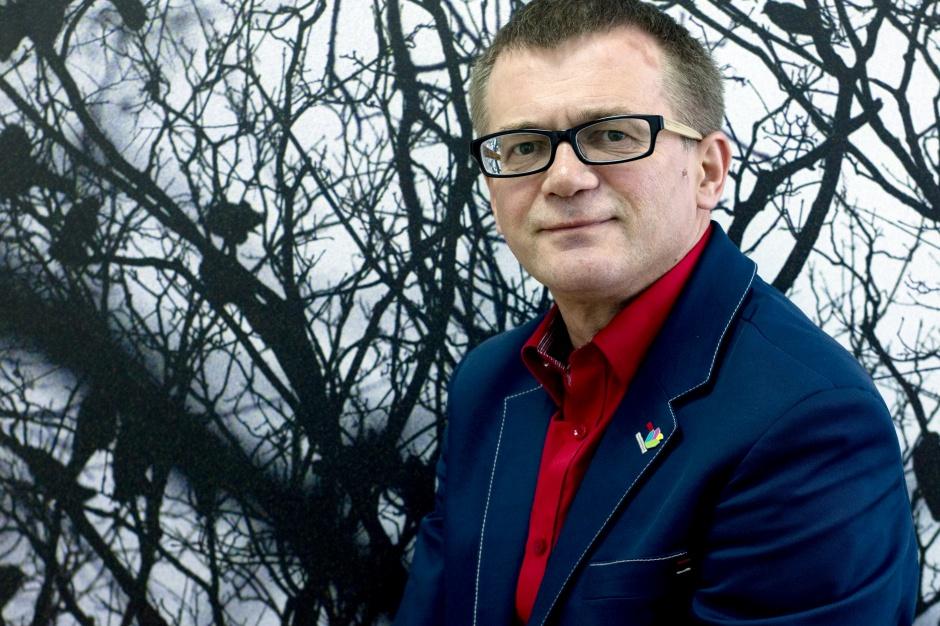 """Piotr Zaczkowski dyrekorem """"Katowice Miasto Ogrodów"""". W nagrodę"""