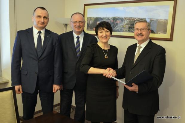 Zielona Góra: Szpitalem klinicznym będzie zarządzać uczelnia i marszałek