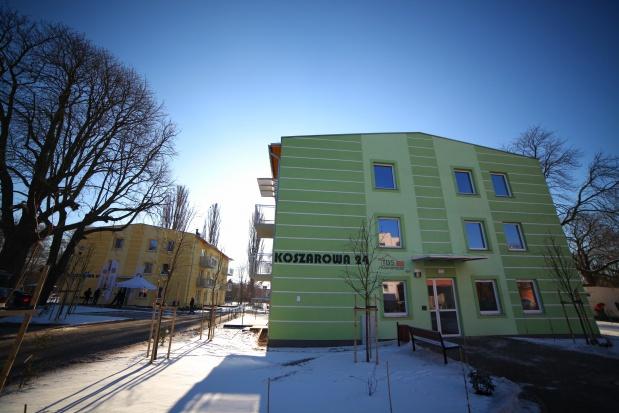 Szczecin-Dąbie: Mieszkania w TBS z czynszem jak w lokalach komunalnych