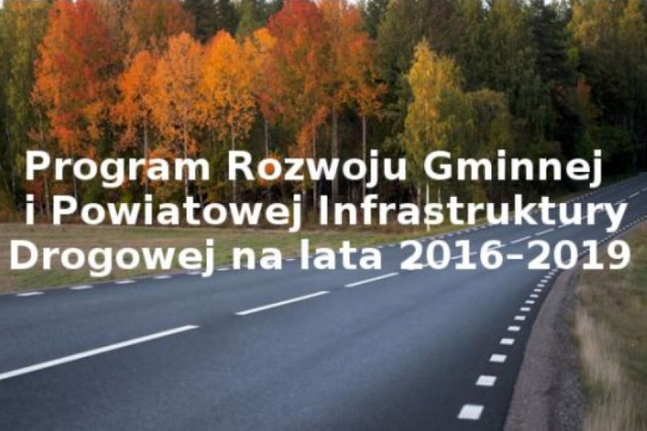 Dotacje na drogi: 40 samorządów z lubelskiego otrzyma dofinansowanie z Programu rozwoju dróg gminnych i powiatowych