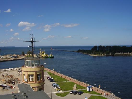 Na terenie portu w Gdańsku oddano do użytku chłodnię o pow.1,5 ha