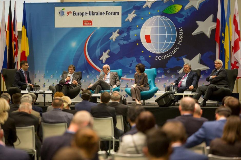 IX Forum Europa-Ukraina w Łodzi