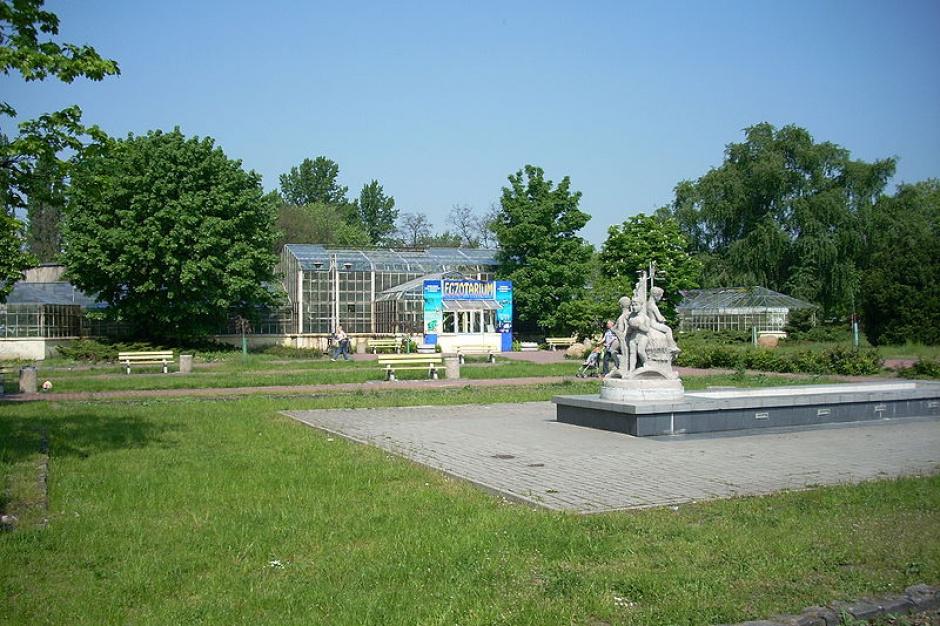 Egzotarium w Sosnowcu i Park Kruczkowskiego zostaną zmodernizowane