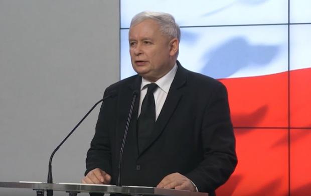 Wybory uzupełniające do Senatu, Kaczyński: Kandydatura Anders to gest w stronę Polonii