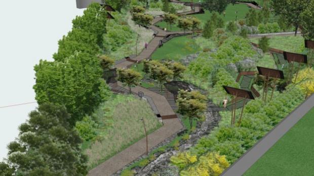 Park ekologiczny powstanie na poprzemysłowych terenach w Ursusie