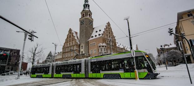 Olsztyn: Pozew przeciwko firmie FCC, która miała zbudować linię tramwajową