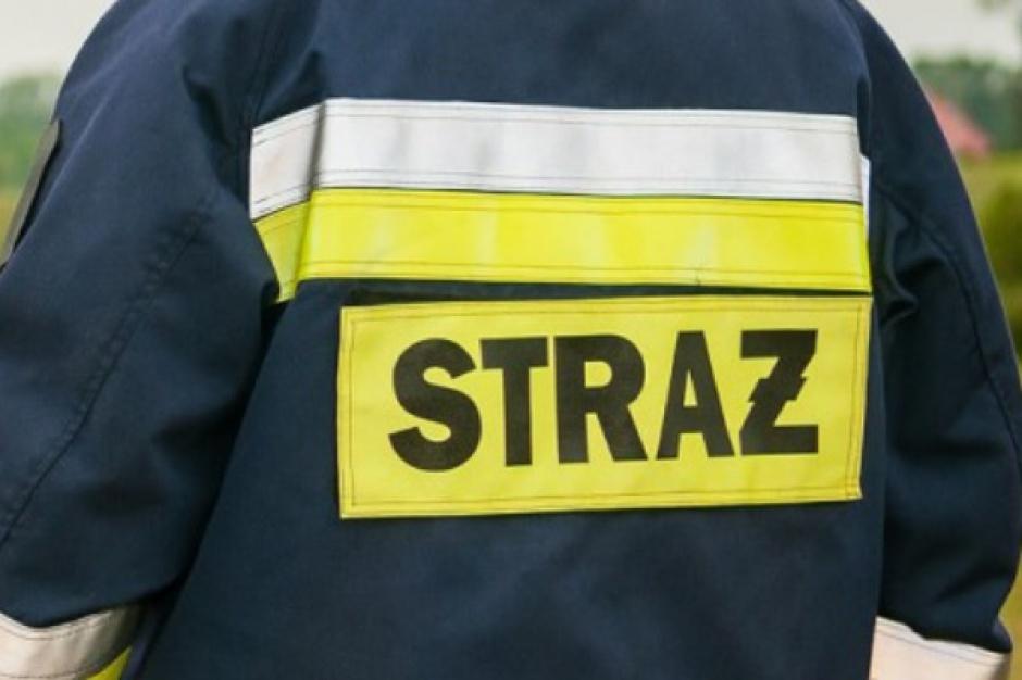 Katastrofa w Grudziądzu, hala: Zawaliła się konstrukcja dachowa hali. Trwa akcja odgruzowywania