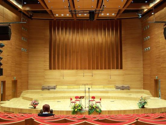 Dobiega końca remont zabytkowego budynku Akademii Muzycznej