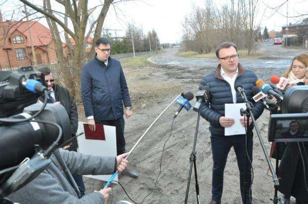 Radom, Radomski Program Drogowy: 150 ulic gruntowych do utwardzenia