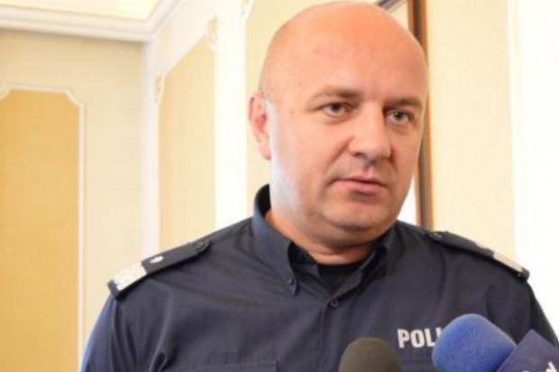 Małopolska Komenda Wojewódzka Policji: Komendant Mariusz Dąbek odwołany ze stanowiska