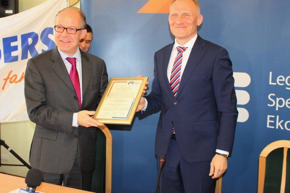 Nowa fabryka w Legnickiej Specjalnej Strefie Ekonomicznej. Docelowo 600 miejsc pracy