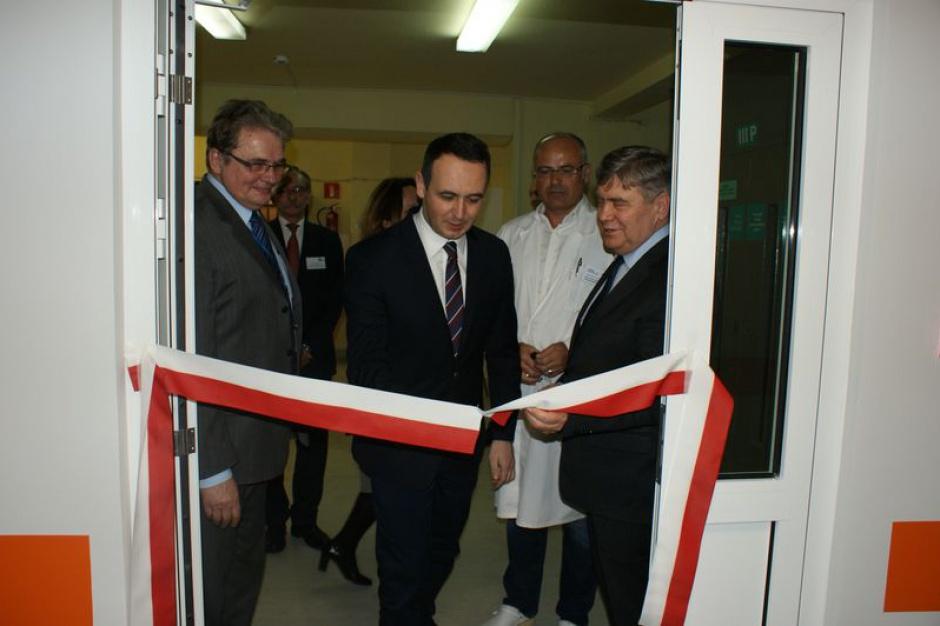 Łódź, Szpital im. Madurowicza: Inwestycje w wyposażenie i infrastrukturę za blisko 10 mln zł