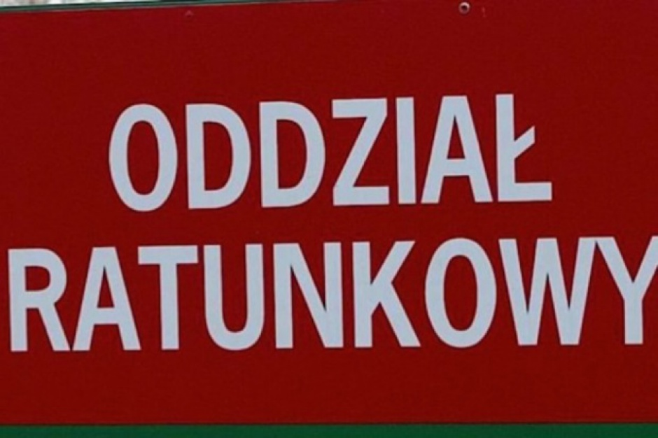 Szpital w Krakowie chce uruchomić nowy oddział ratunkowy