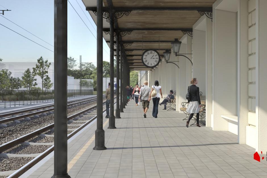Sosnowiec: będzie rewitalizacja dworca w Maczkach. PKP się nie wycofuje
