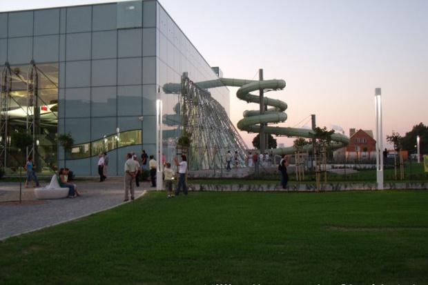 Aquapark w Kleszczowie