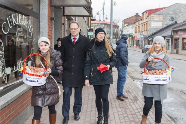 Jarosław Ferenc wygrał I turę w przedterminowych wyborach prezydenta Radomska