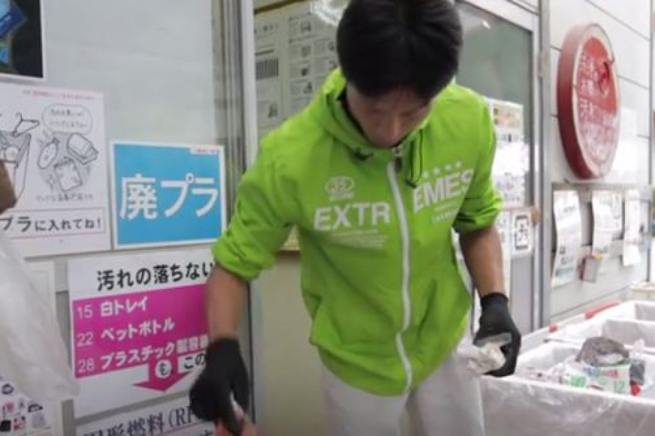 Chcieliśmy być drugą Japonią? Tam śmieci segregują na 34 kategorie
