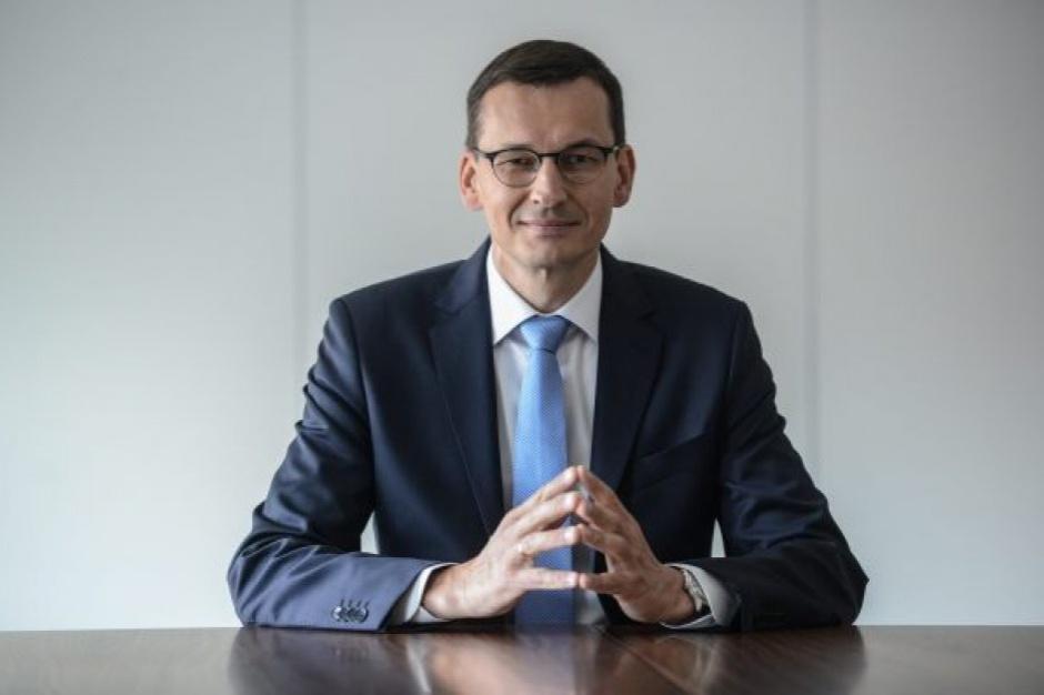 Morawiecki: Strategia rozwoju ma służyć mieszkańcom terenów zaniedbanych