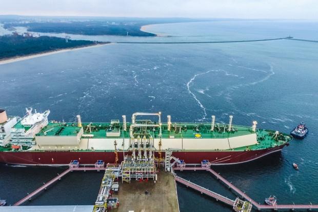 Świnoujście, transport gazu: Druga dostawa gazu LNG na rozruch gazoportu