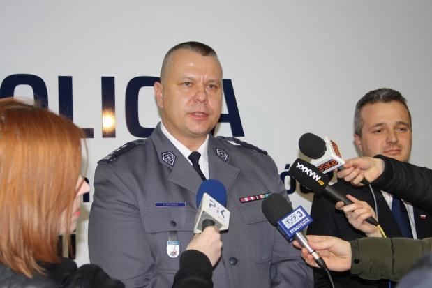 Kujawsko-Pomorskie, Komenda Policji: Paweł Spychała nowym komendantem wojewódzkim