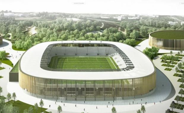 Wiemy, jak będzie wyglądał Zagłębiowski Park Sportowy