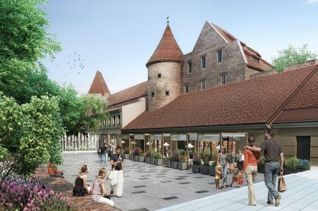 Wrocław: Bulwar Staromiejski odzyskuje blask