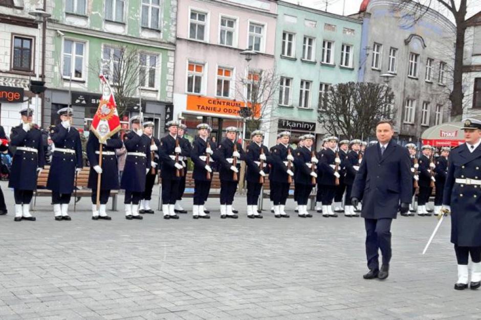 Puck: Obchody rocznicy Zaślubin Polski z Morzem