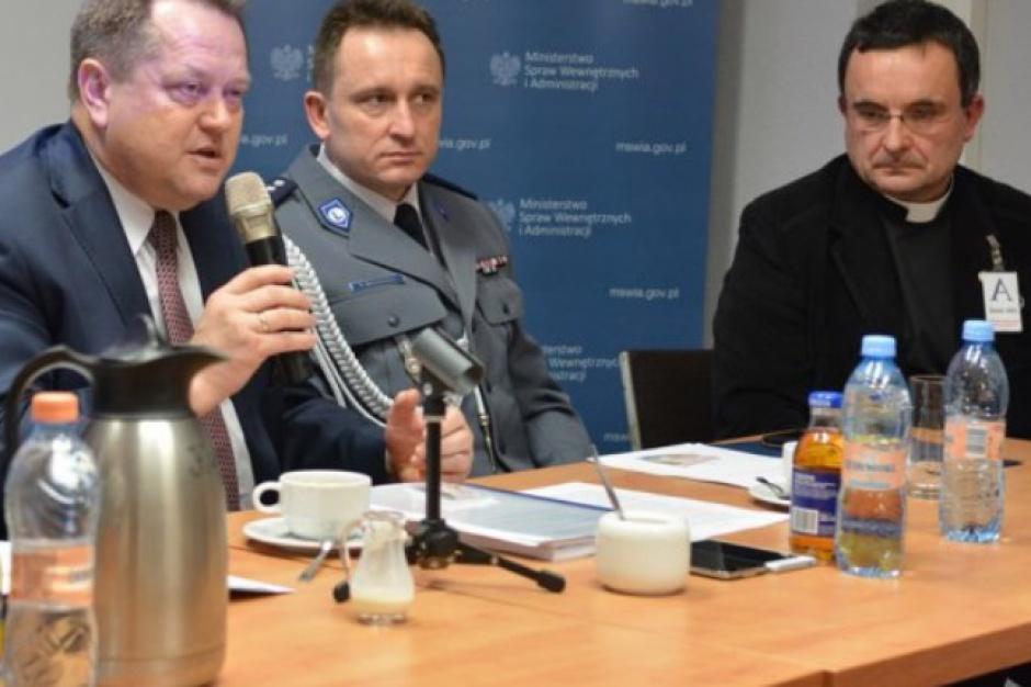 Kraków, Światowe Dni Młodzieży, MSWiA: Służby mundurowe są już przygotowane
