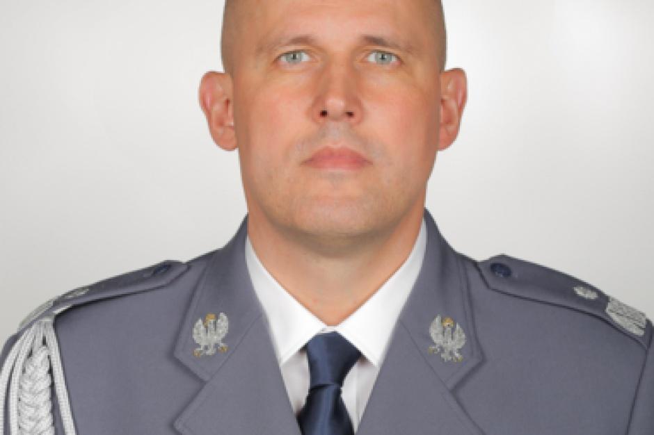 Komendant stołeczny policji Michał Domaradzki odwołany