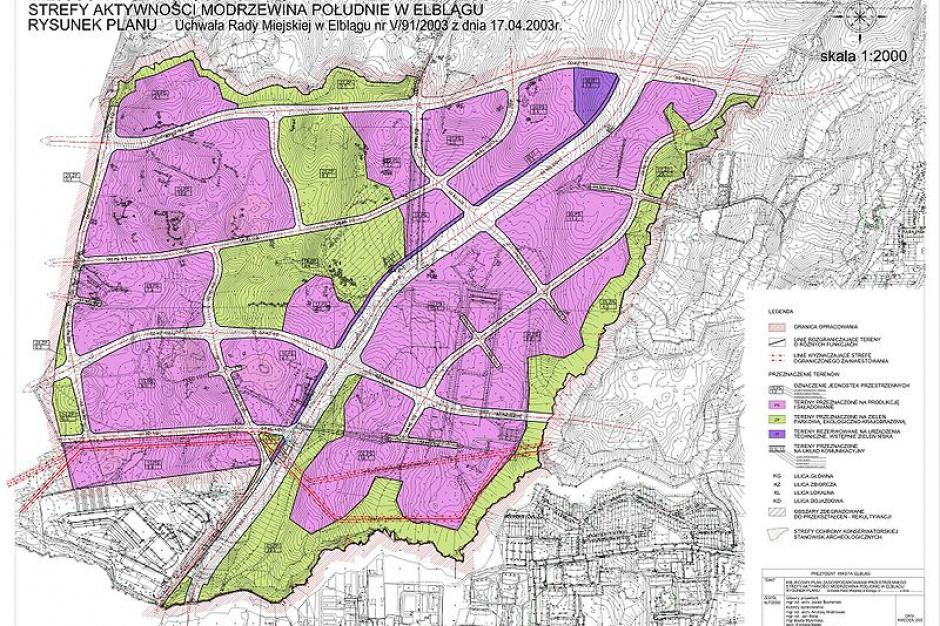Zaawansowane Miejscowe plany zagospodarowania przestrzennego nie na rękę gminom UN77