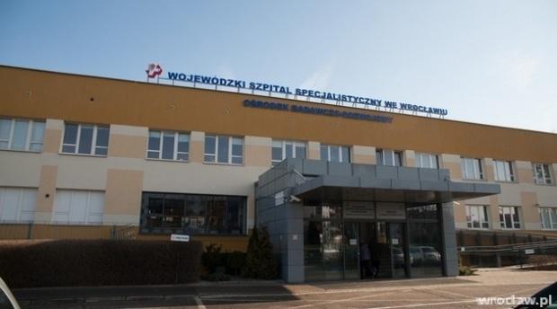 Grypa: zakaz odwiedzin w dwóch wrocławskich szpitalach