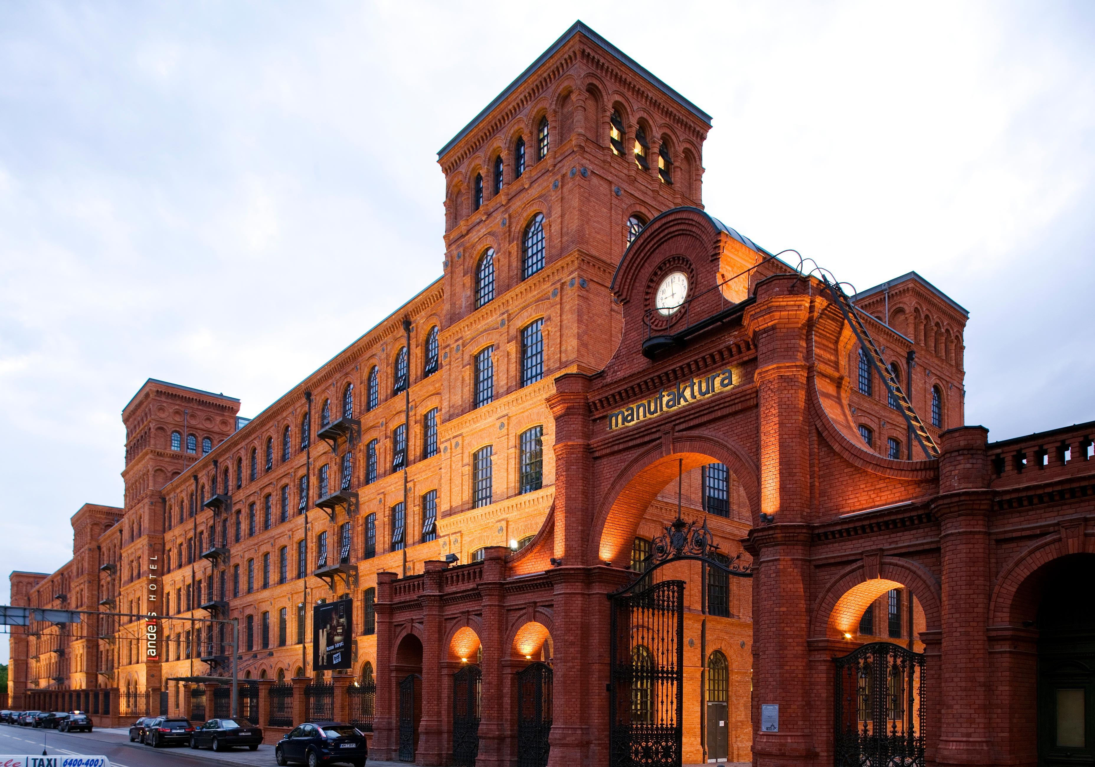 Andel's Hotel w Łodzi. (Fot. : Mat. pras. Warimpex).