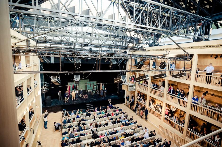 Teatr Szekspirowski w Gdańsku. (Fot. : www.propertydesign.pl).