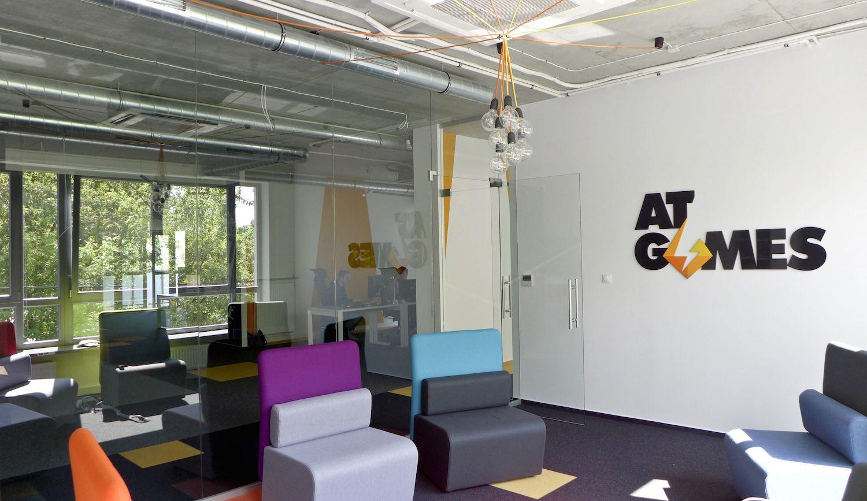 Agencja reklamowa Ars Thanea i AtGames. (Fot. : www.propertynews.pl).