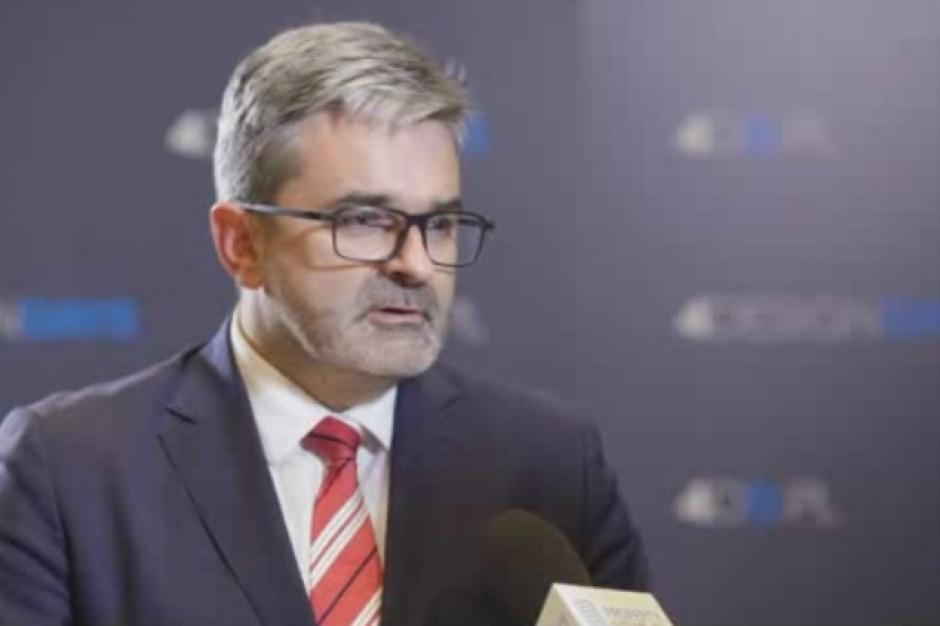 Tomasik: Potencjał logistyczny Śląska jest nieograniczony. Potrzebny jednak rozwój transportu intermodalnego