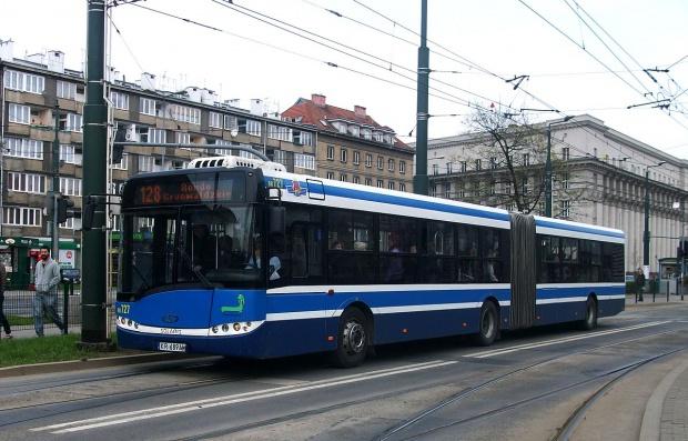 Autobusy za drogie dla Krakowa