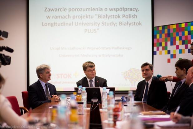 Projekt Białystok Plus: Naukowcy sprawdzą stan zdrowia mieszkańców Podlasia