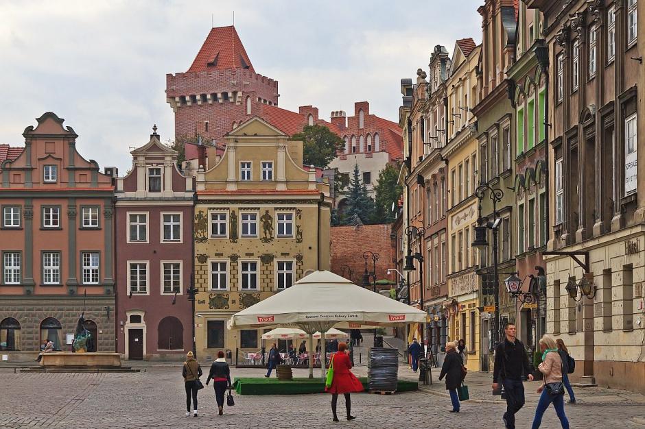 Centrum Warte Poznania: Konkurs na uatrakcyjnienie dzielnic Poznania