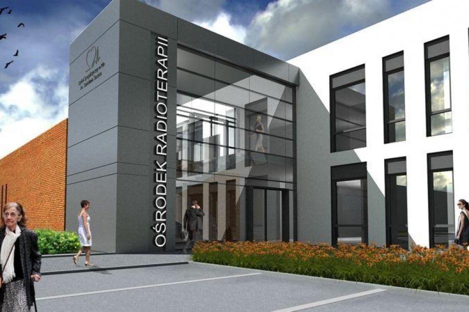 Wielkopolskie, Piła: Umowa na budowę ośrodka radioterapii podpisana