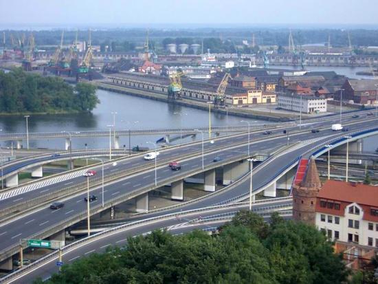 Szczecin, Wyspa Łasztownia: Powstaną biura i mieszkania. Wyspa ma stać się wizytówką województwa pomorskiego